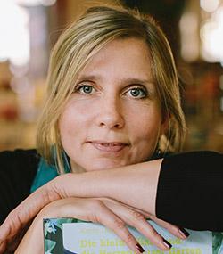 Agnieszka Foit, Projektleiterin, Moderation
