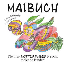 Das große Malbuch zur Rettung von Hottenhausen